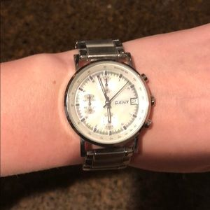 DKNY watch - great condition
